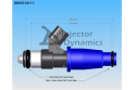 Injectory Dynamics 850cc 7MGTE Injectors