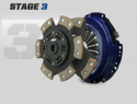 SPEC Stage3 Clutch Kit Focus ST