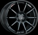 SSR GTV02 18x9.5 5x100 40mm Offset Flat Black