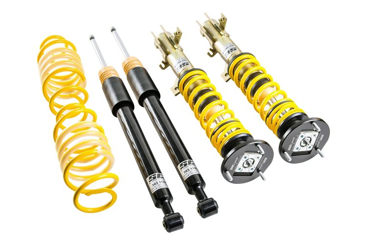 ST XTA-Height Adjustable Coilovers 2014+ Fiesta ST - Click Image to Close