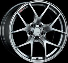 SSR GTV03 18x9.0 5x114.3 35mm Offset Flat Black Wheel