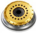 OSGiken 7MGTE R Series Triple Plate w/Floating Center Hub Clutch