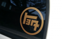 "TEK 3"" Window Decal"